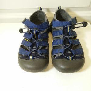 KEEN Blue Waterproof Sandals Water Shoes US 7.5